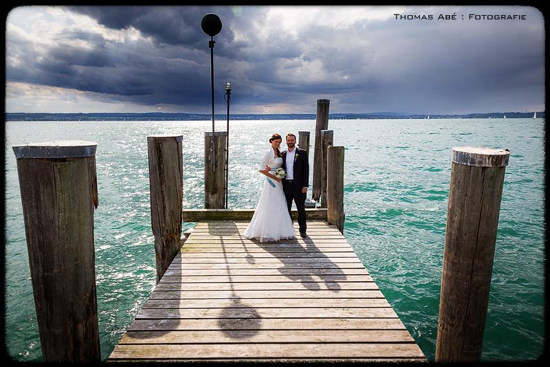 Brautpaar Bodensee